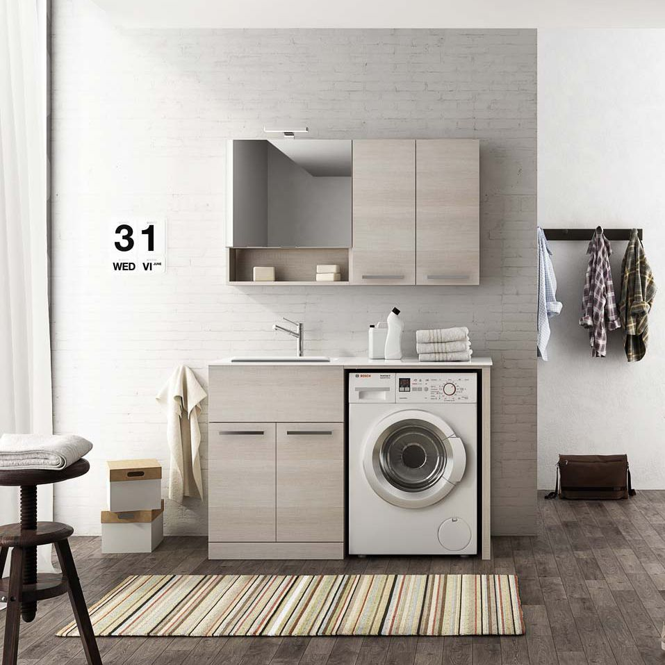 Laundry Room Cabinet   LAUNDRY: 08