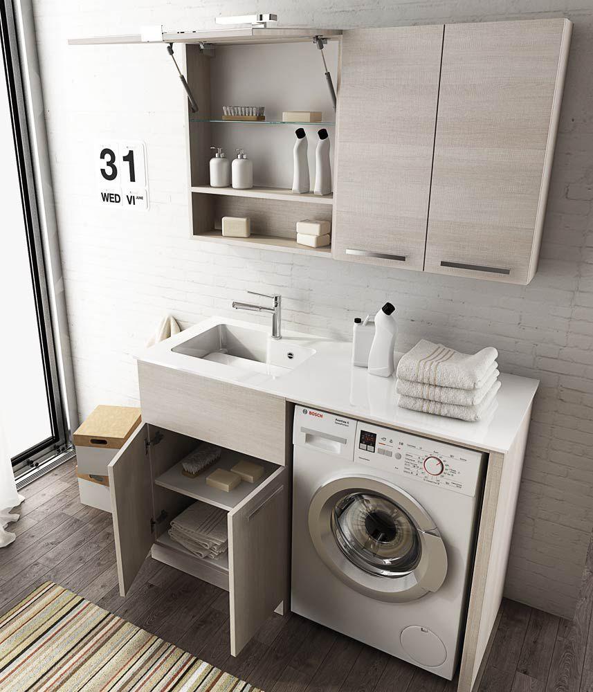 ... Laundry Room Cabinet LAUNDRY: 08 LEGNOBAGNO