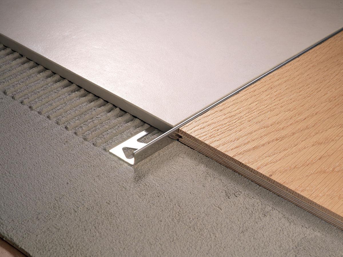 Brass Edge Trim For Tiles Trimtec Tr Profilitec