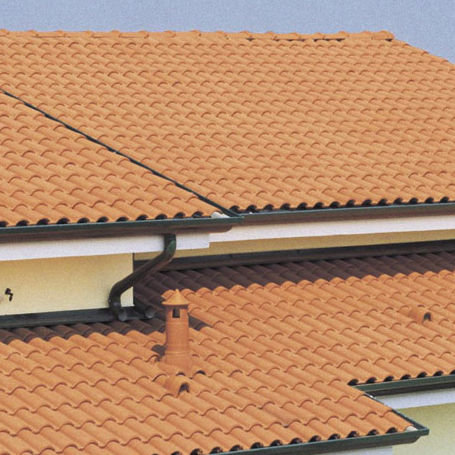 Perfect Interlocking Roof Tile / Clay   PORTUGUESE : NATURAL