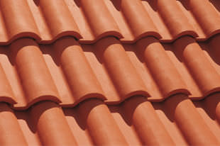Interlocking Roof Tile / Clay PORTUGUESE : NATURAL Tognana Industrie E  Fornaci