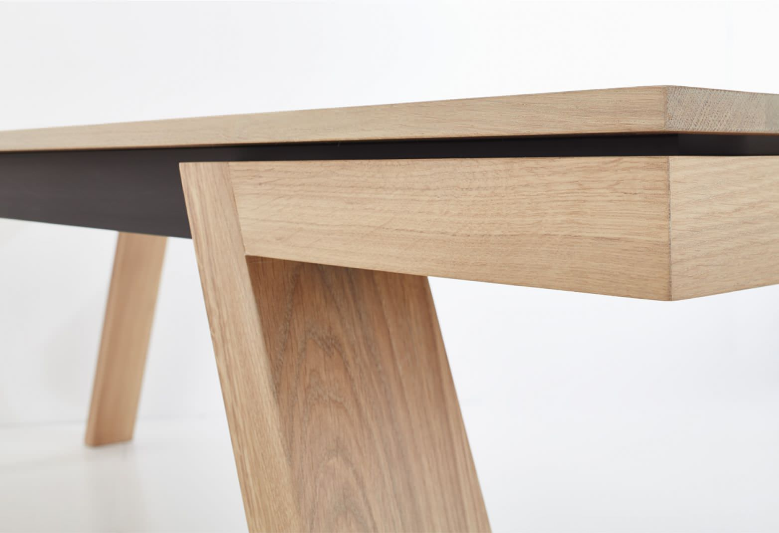 Dutch Design Online · Contemporary Dining Table / Wooden / Rectangular  SPRING By Kees Marcelis Odesi.