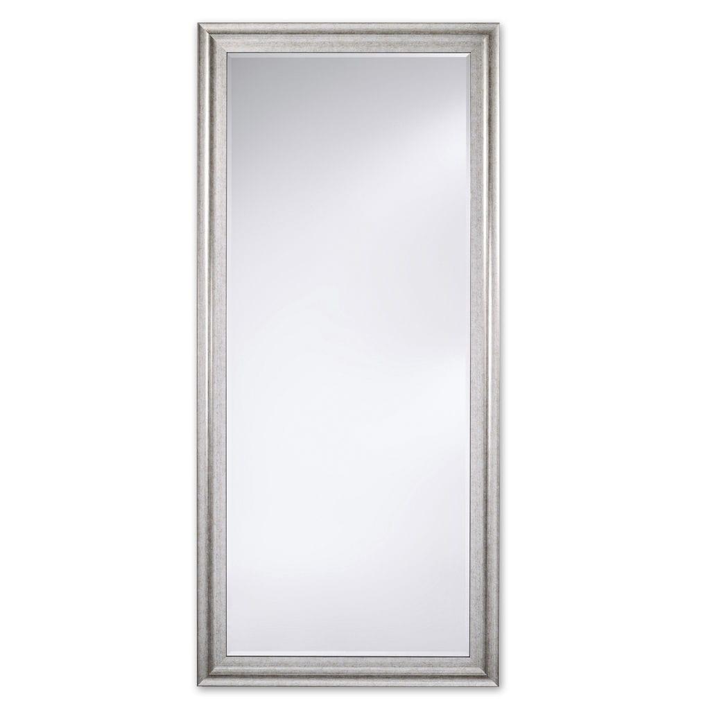 Wall-mounted mirror / bedroom / contemporary / rectangular - METZ ...
