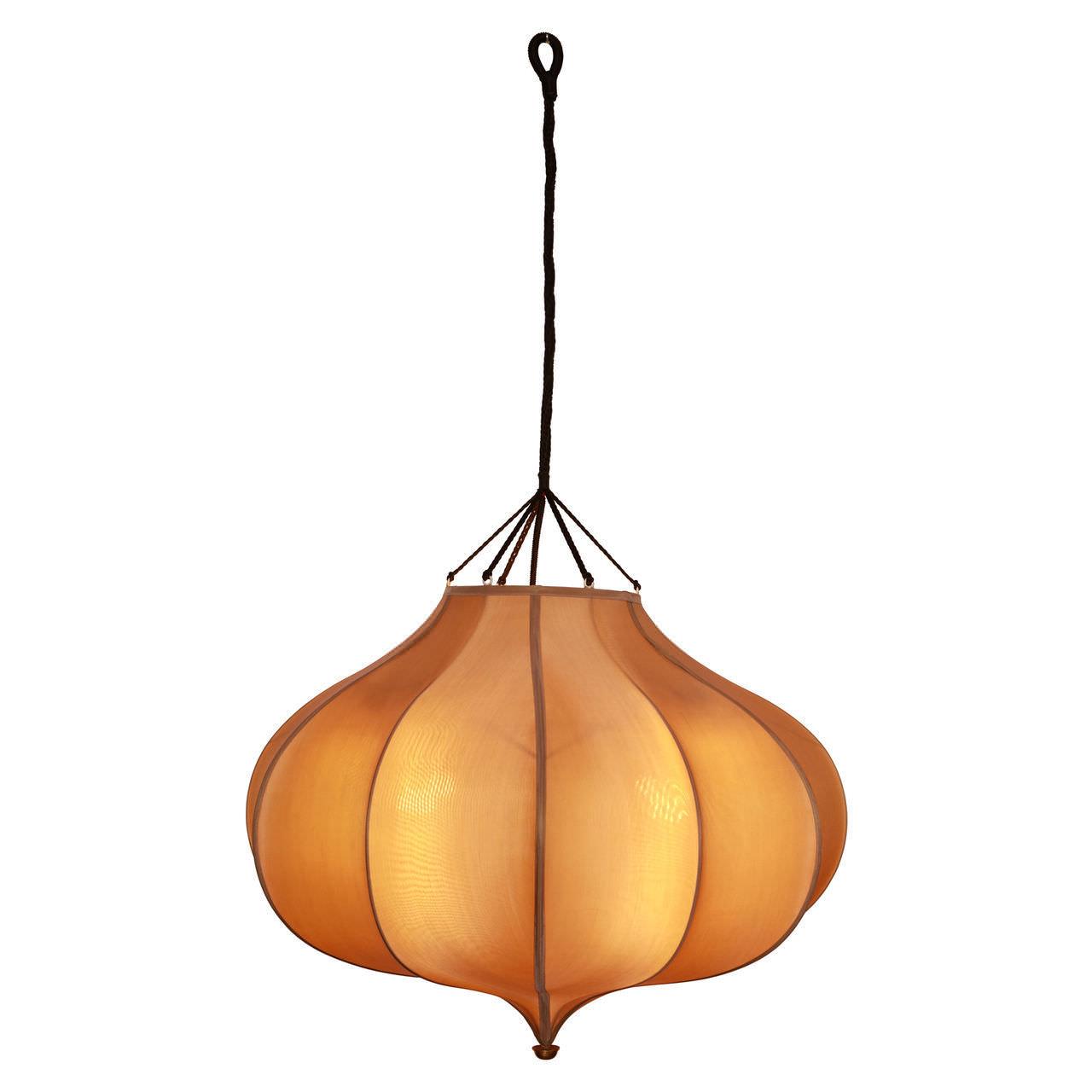 Pendant lamp contemporary silk incandescent lotus gong pendant lamp contemporary silk incandescent lotus aloadofball Image collections