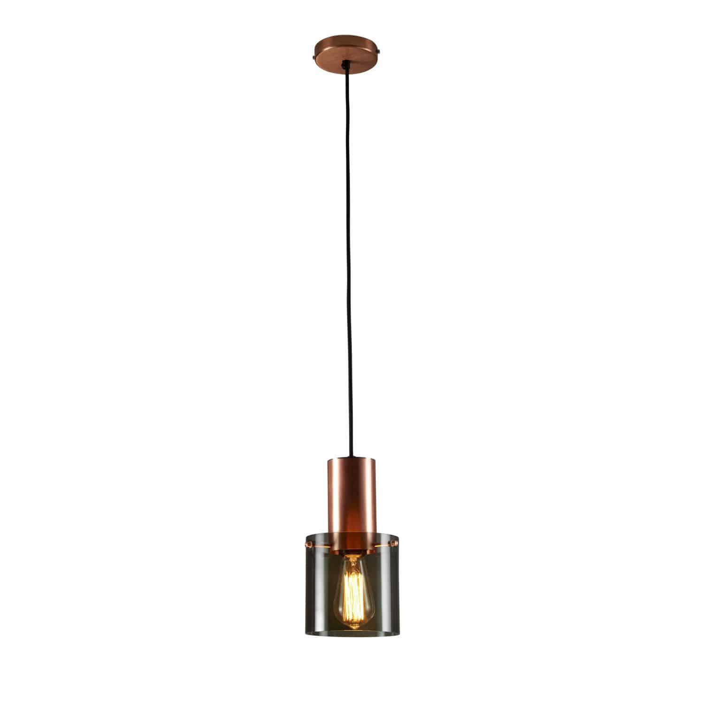 Pendant Lamp Contemporary Glass Copper WALTER ORIGINAL BTC