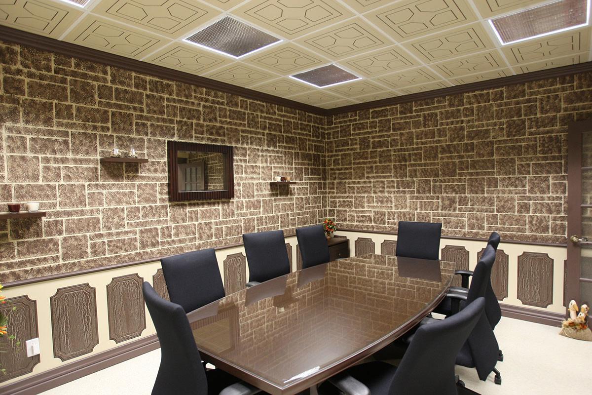 Wooden Suspended Ceiling / Tile / Decorative   REGENCY