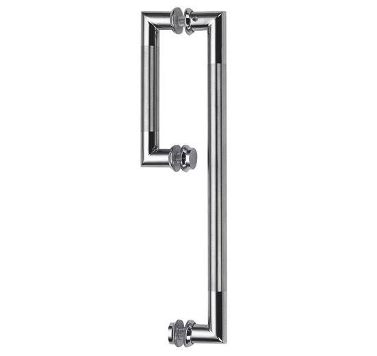 door handle for shower doors metal bo5215023