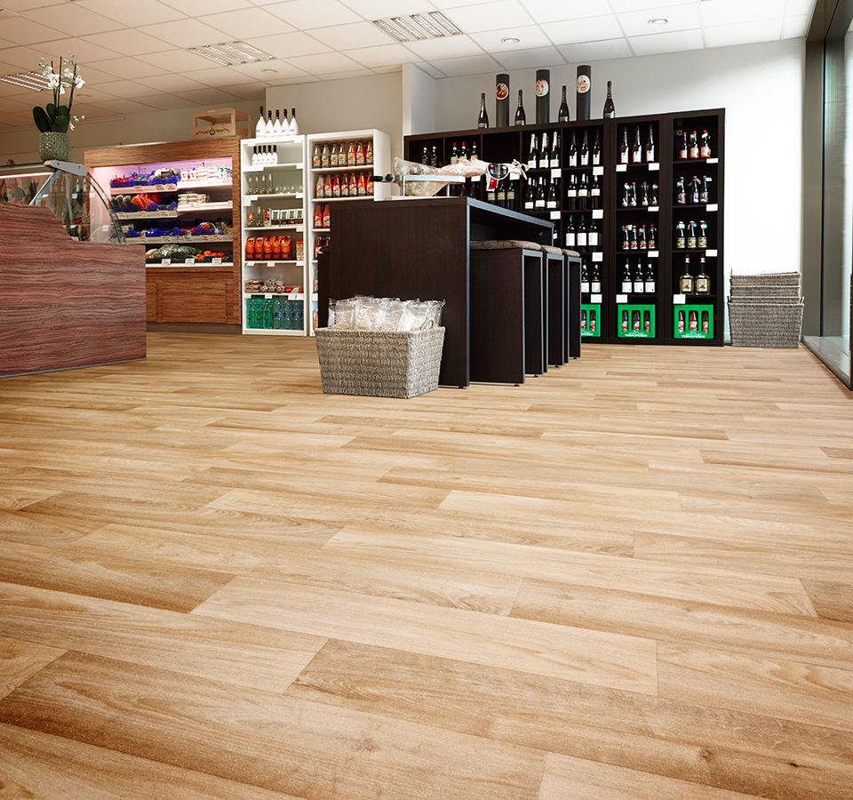 ... Vinyl Flooring / Commercial / Residential / Wood Look ISAFE APEX IVC  Group ITEC ...