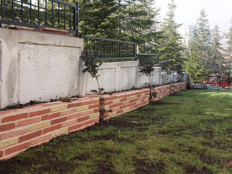 Natural Stone Wall Cladding Polyester Fiberglass Outdoor