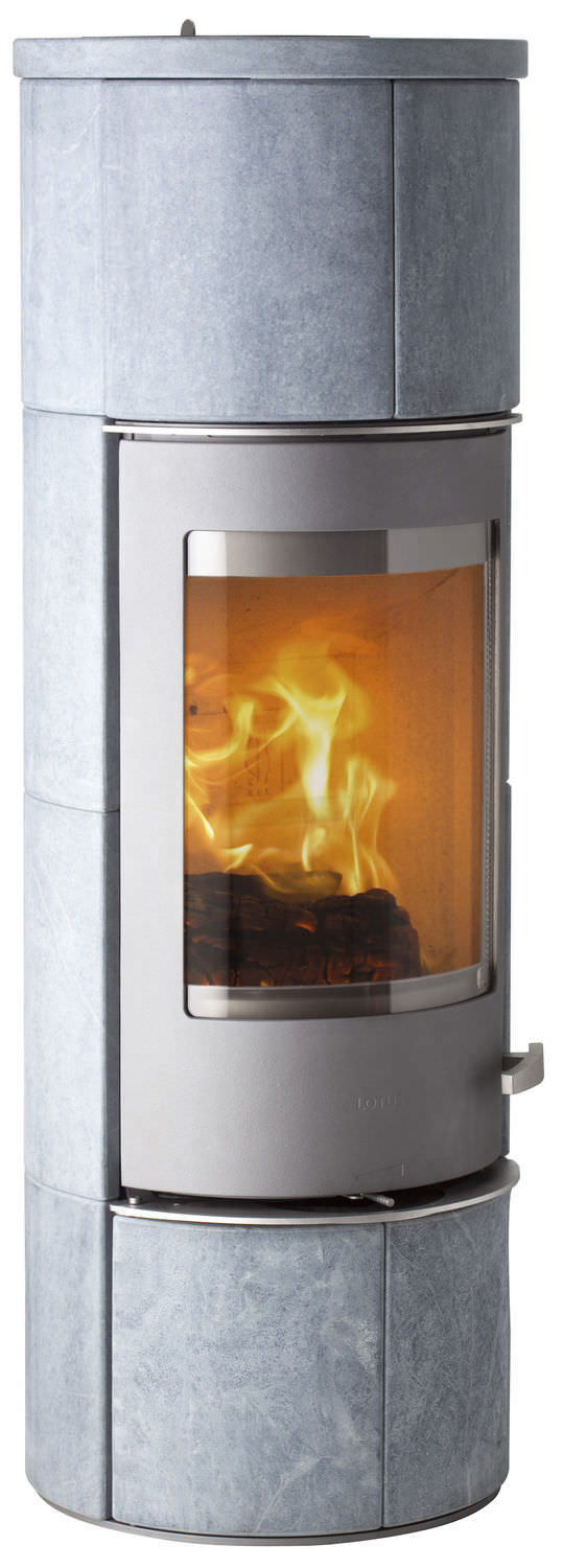 wood heating stove contemporary soapstone prestige s lotus