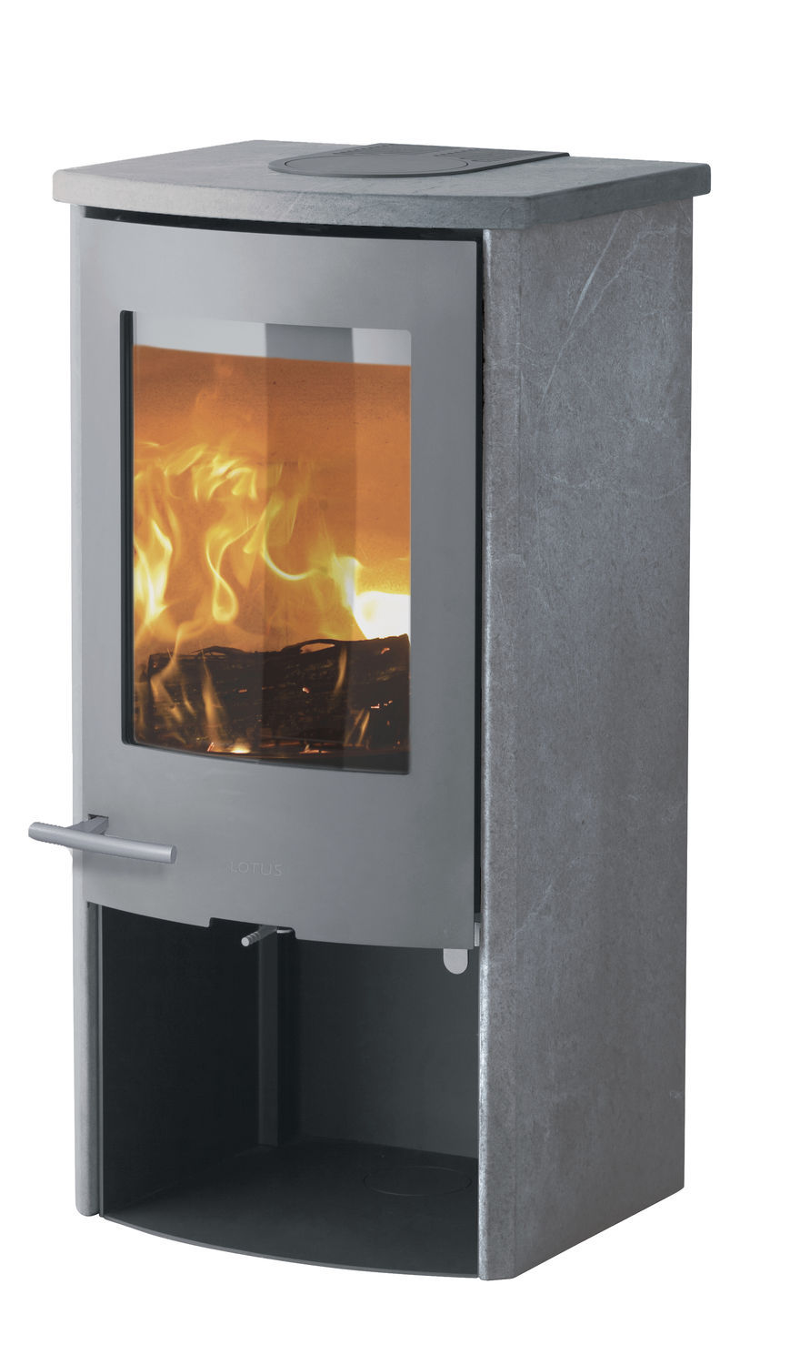 wood heating stove contemporary metal soapstone mondo