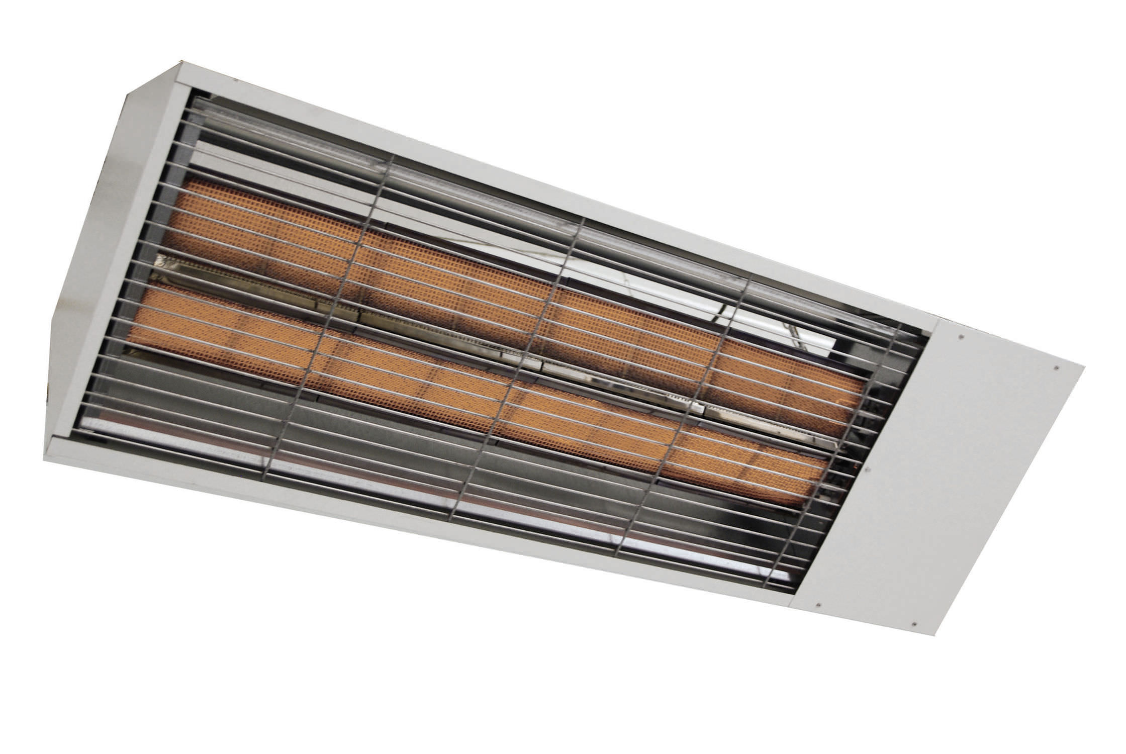 ceiling infrared heater wallmounted gas commercial cased sri