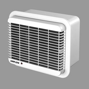 Simple Small Window Fan Extractor Residential Metal Supervent T Airflow Lufttechnik Gmbh Intended Design Inspiration