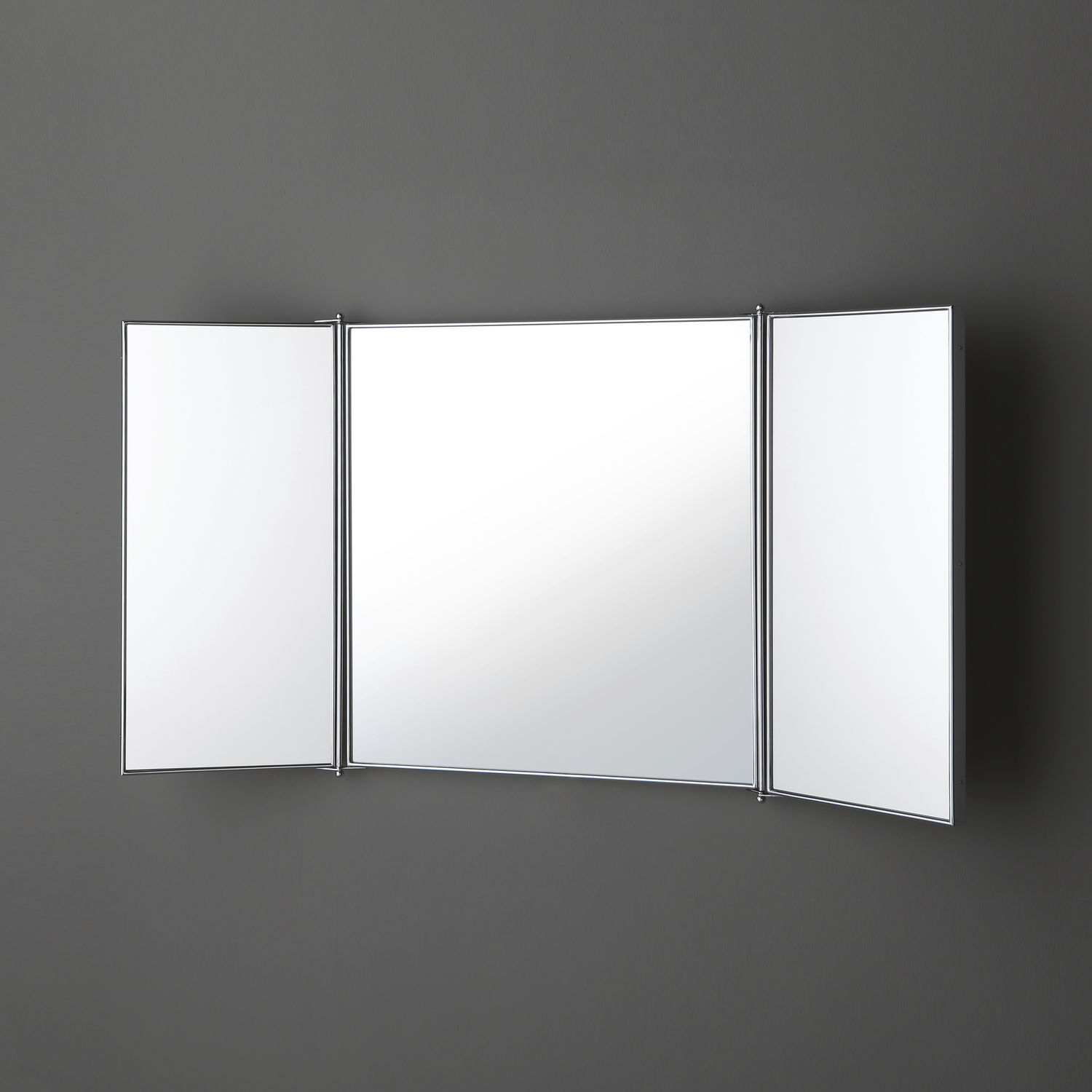 wall mounted bathroom mirror classic rectangular for hotels