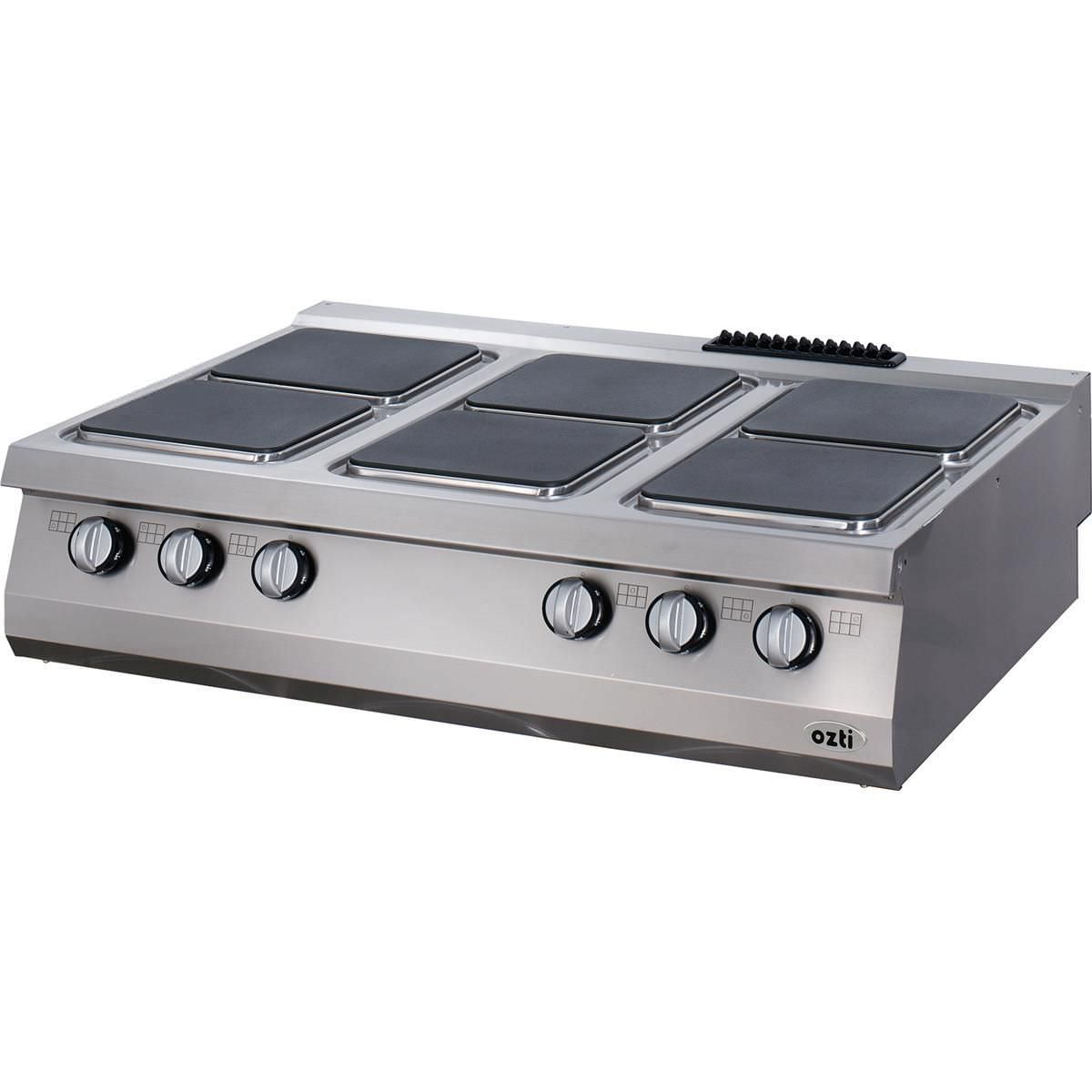 Attractive Electric Cooktop / Commercial   900 : 7865.N1.12903.21