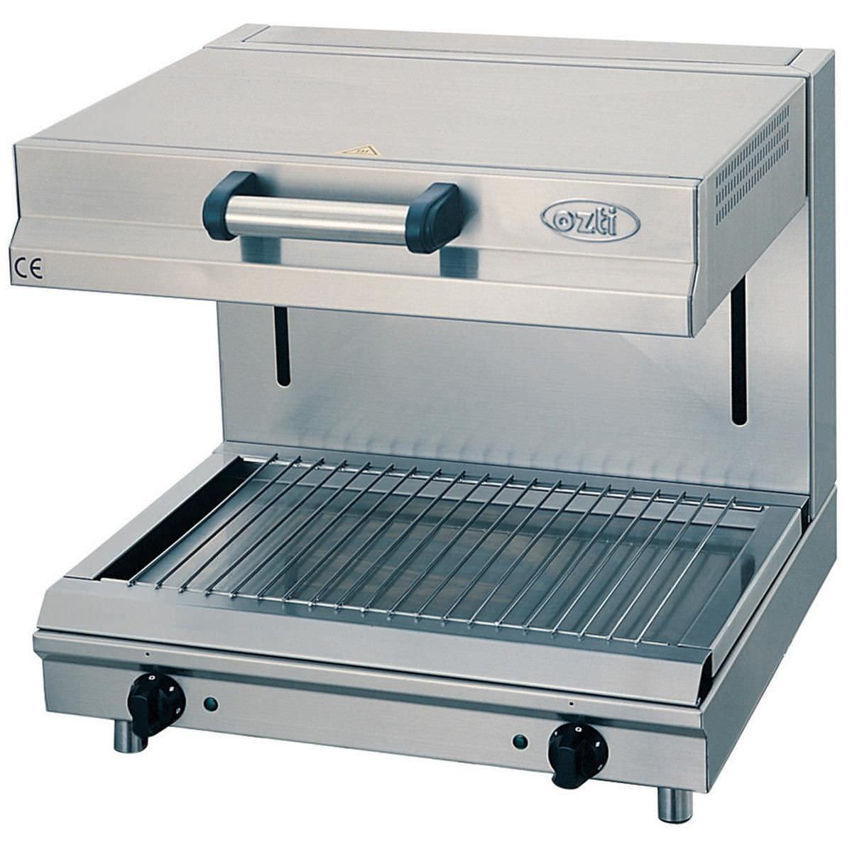 Uncategorized Salamander Kitchen Appliance electric grill countertop commercial salamander 7850 58575 70