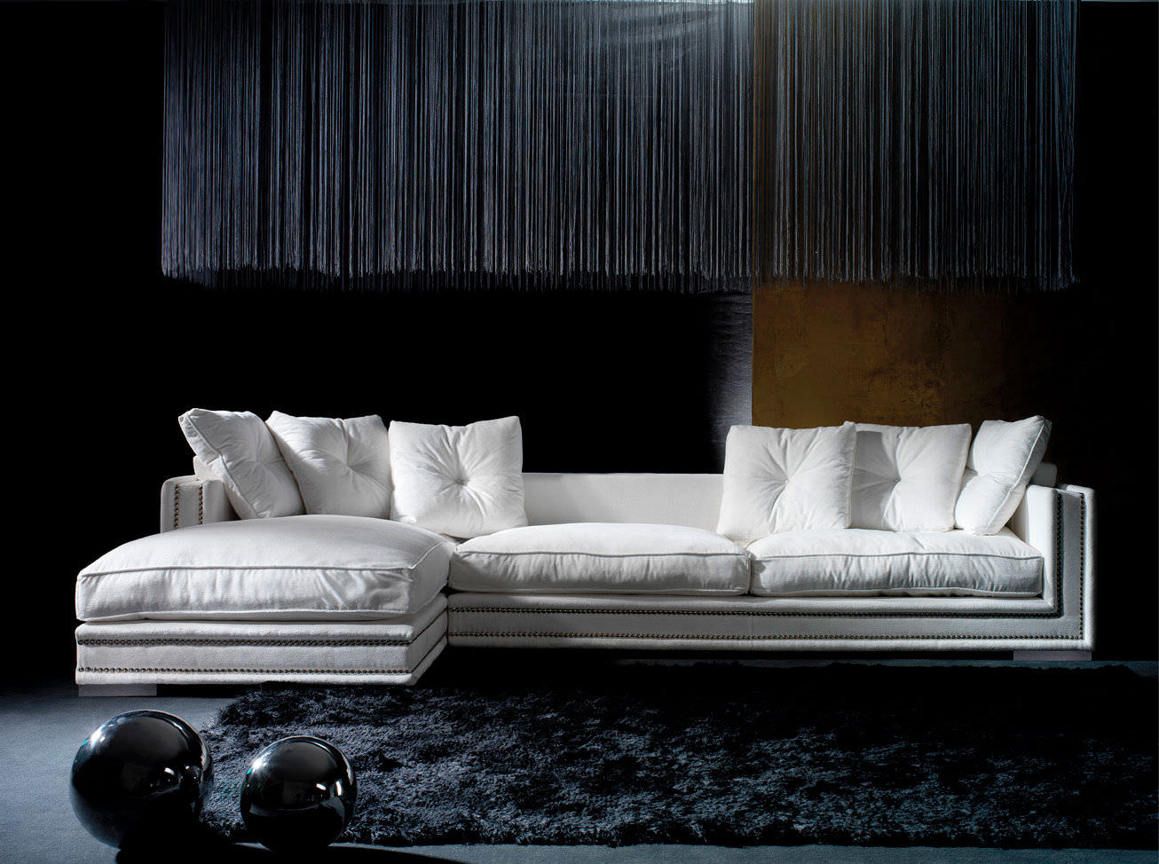 Corner Sofa Contemporary Fabric 7 Seater And Up