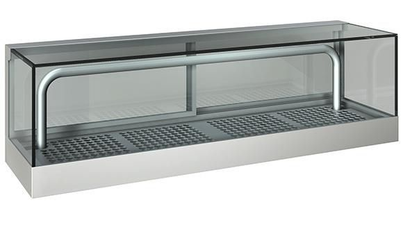 htm gray standard concepts laminate optional a non shown case structural countertop display base refrigerated countertops with