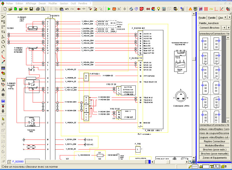 CAD software / design / for electrical installations / 3D - AERO ...