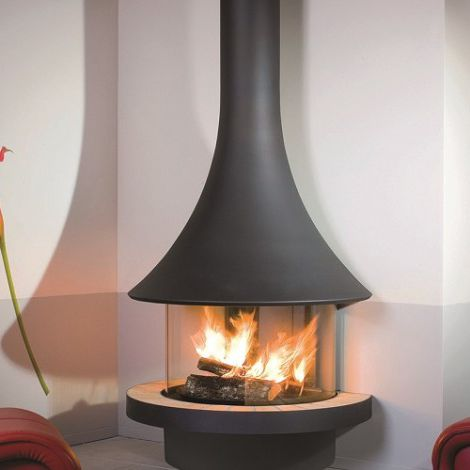 Discover all the information about the product Gas fireplace / contemporary / closed hearth / floor-mounted STAND ALONE 75X65 CURVE - Ortal USA and find where you can buy it. Contact the manufacturer directly to receive a quote.