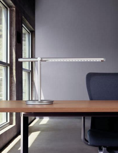 Table lamp contemporary aluminum swing arm brazo by pablo table lamp contemporary aluminum swing arm brazo by pablo studio haworth aloadofball Gallery