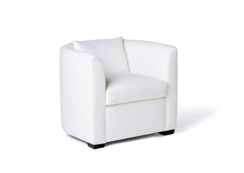 Contemporary Armchair Leather