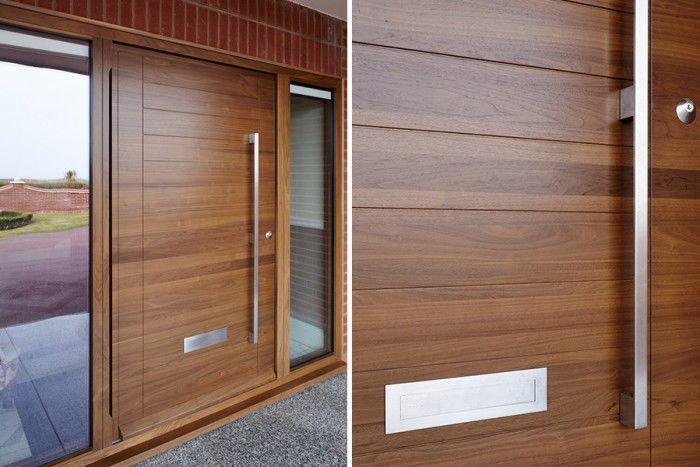 ... Entry Door / Pivoting / Solid Wood / Security