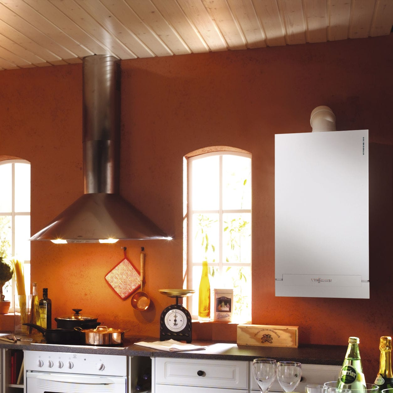 Which gas boiler is better Wall or floor?