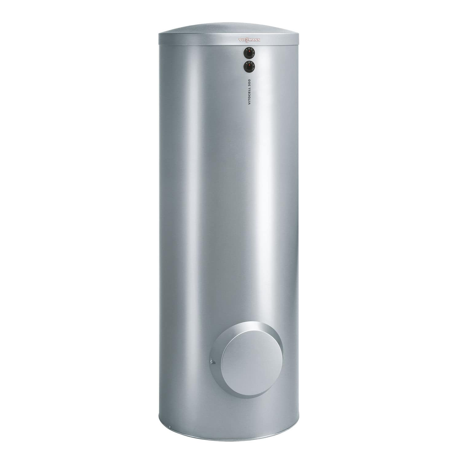 Floor hot water cylinder / vertical / residential / commercial ...
