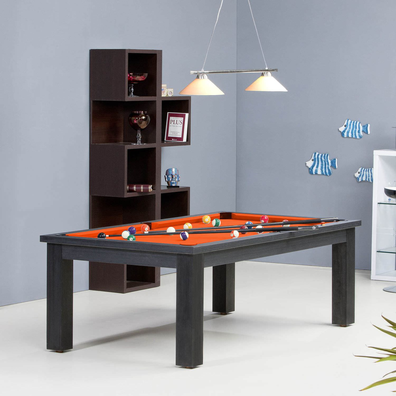 Pool Table Dining Table Combo. Fusion Pool Table And Dining Table ...