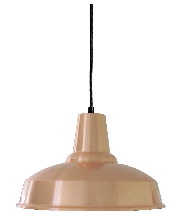 Pendant lamp / industrial style / aluminum / dimmable - PANDULERA ...