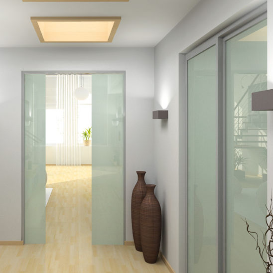 Indoor Door Closet Sliding Glass Eco Sv Saheco