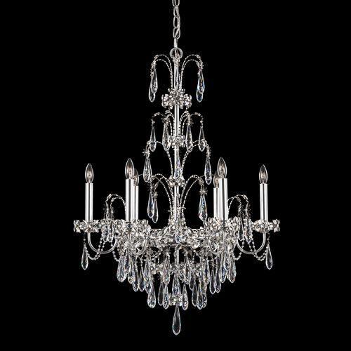 Traditional chandelier swarovski crystal incandescent traditional chandelier swarovski crystal incandescent ekaterina schonbek aloadofball Image collections