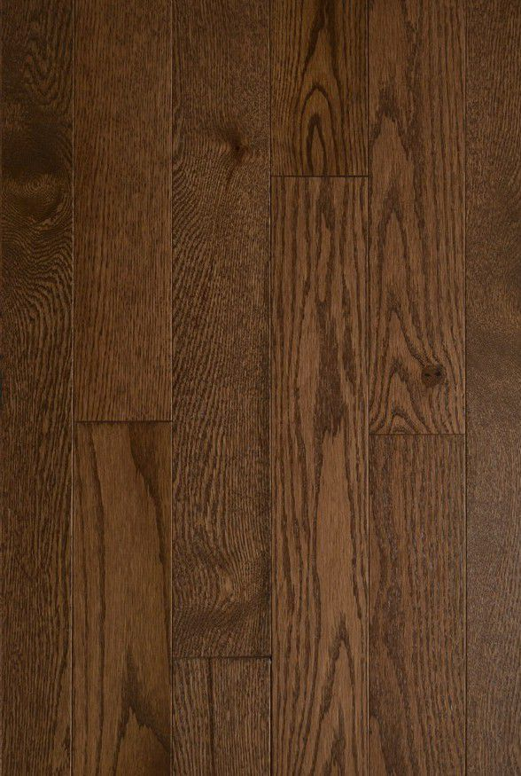 Solid Parquet Floor Engineered Nailed Glued