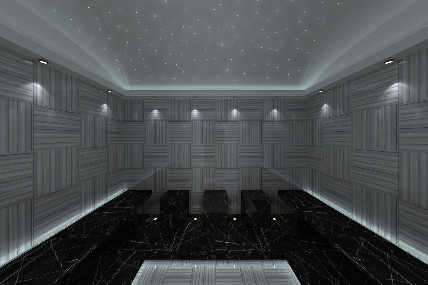 Steam room - Juno Spa & Wellness