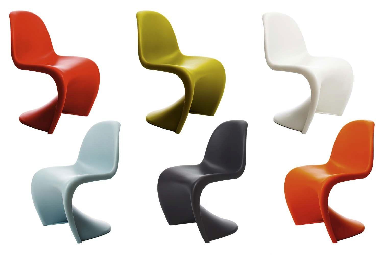 ... Original Design Chair / Cantilever / Polyurethane / By Verner Panton  PANTON Vitra ...