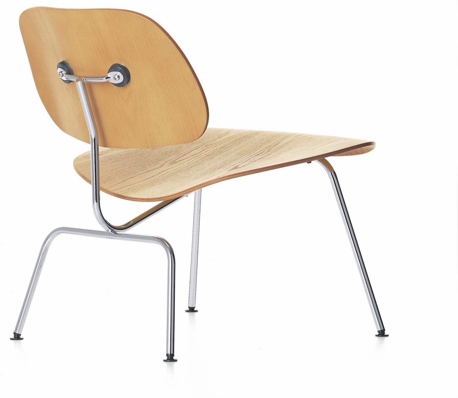 fireside chair plywood metal by charles u ray eames lcm