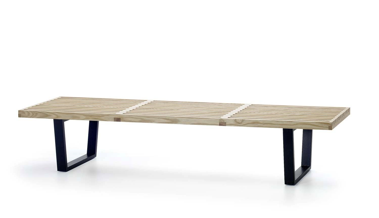 indoor benches west elm benches on hayneedle – shop indoor bench  - indoor bench contemporary wooden commercial nelson vitra