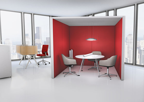Privacy Office Space Silent Wall By Arik Levy Vitra Videos
