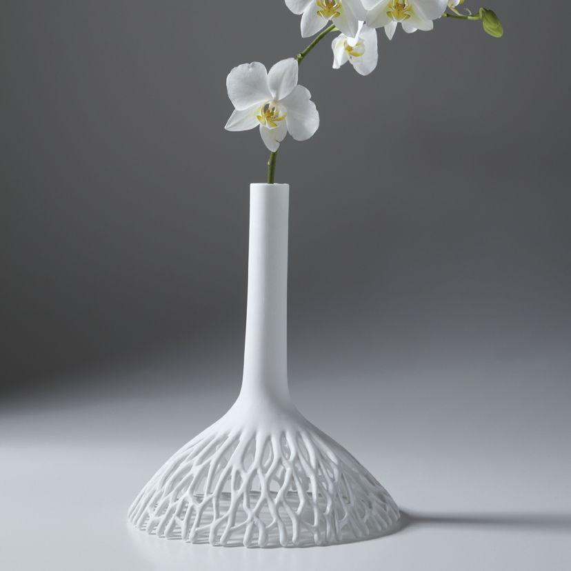 Original Design Vase Limoges Porcelain Heaven Earth 22 22