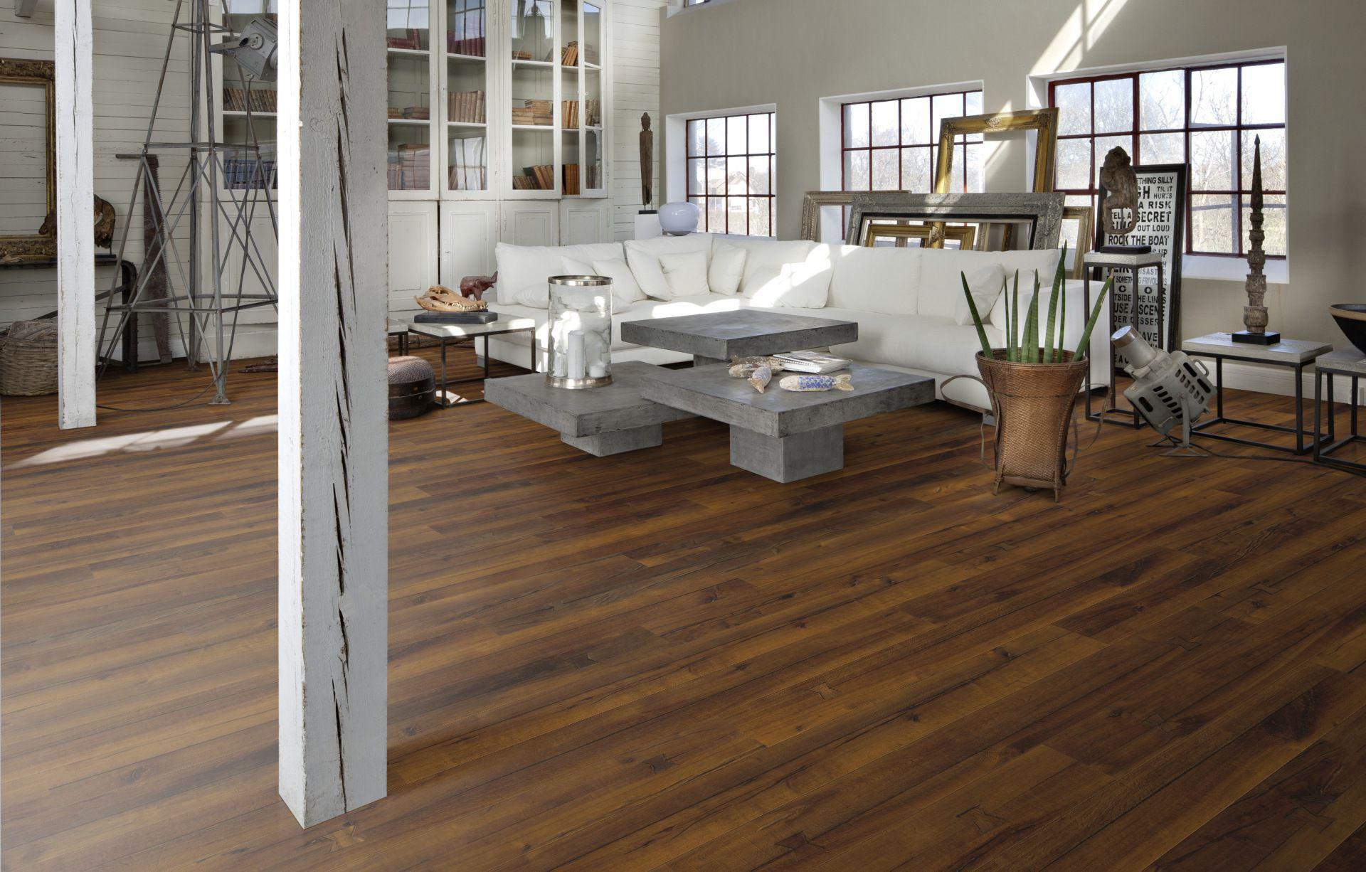 Engineered Parquet Floor Glued Floating Oak