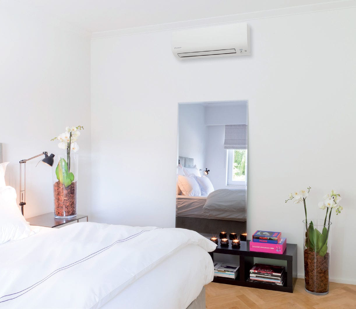 Wallmounted air conditioner ceiling duct multisplit AURORA