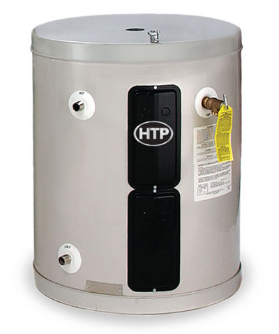 Electric Hot Water Tank Free Standing Vertical Residential Everlast