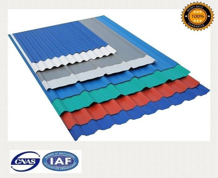 PVC Roofing Sheet / Corrugated   MULTIPLE DESIGN