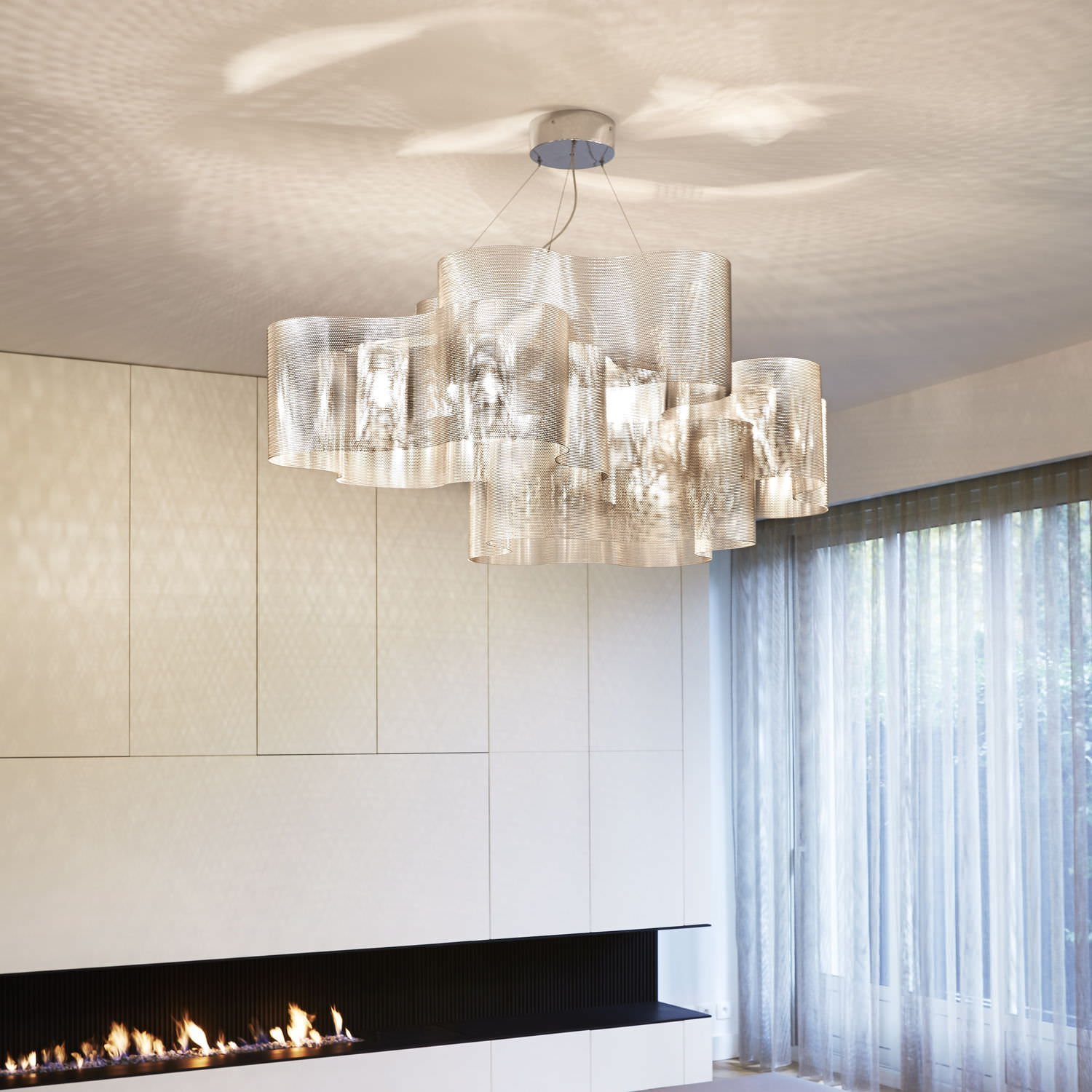 cloud ceiling product mast archello by molo light