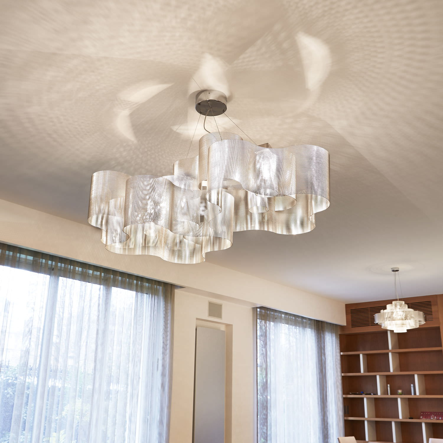 wagell bsweden ceiling pendant for more light jonas architecture cloud work design
