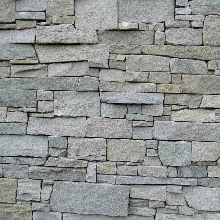 Stone wall cladding / exterior - NATURAL - Century Stone