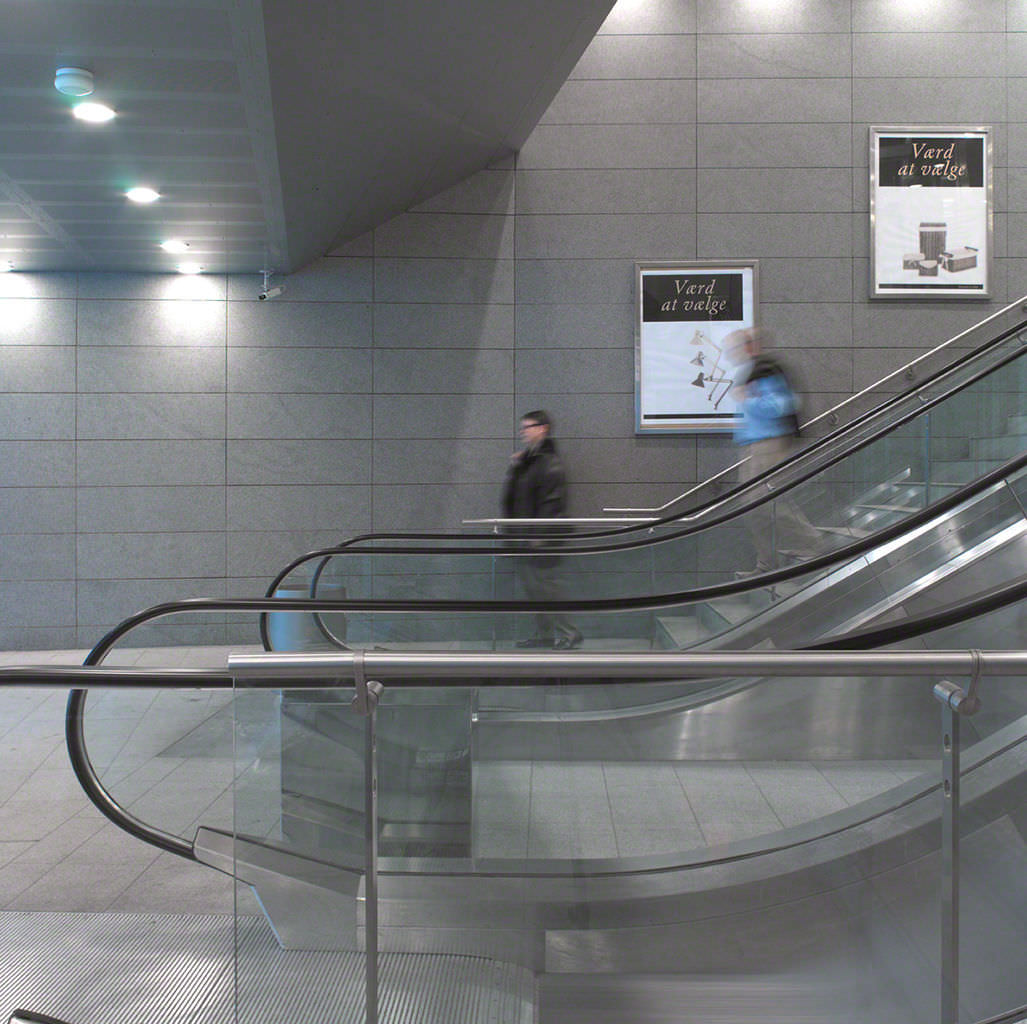... Glass railing / with panels / outdoor / for stairs D LINE Q Railing  Europe Holding