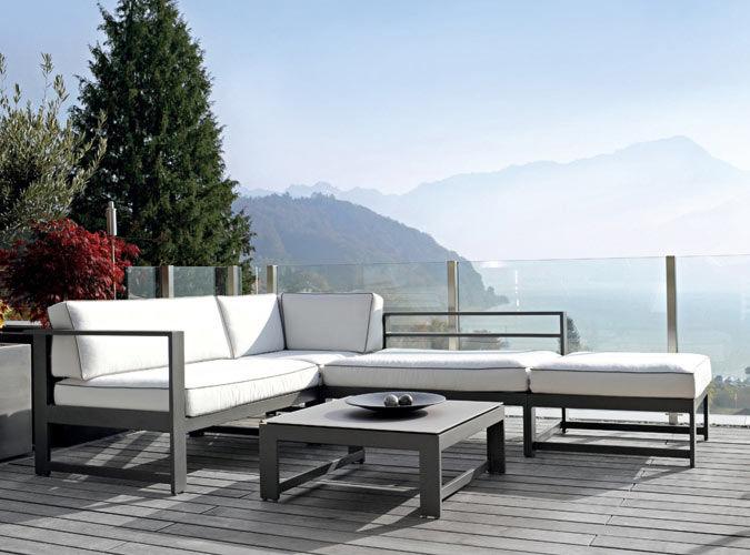 Gartenlounge metall  Alu Sthle Garten. Beautiful Full Size Of Tisch Aluminium Sammlung ...