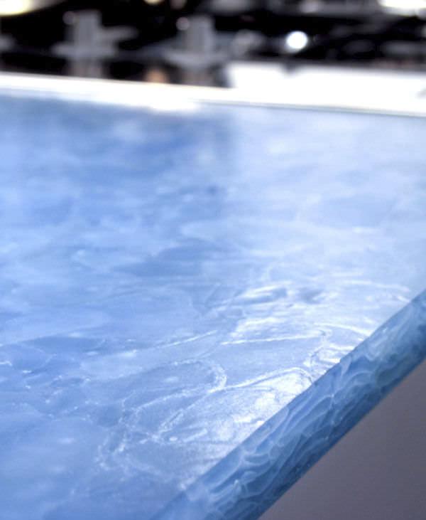 Bio Glass Countertops #5 - Glass Countertop / Kitchen / Recycled